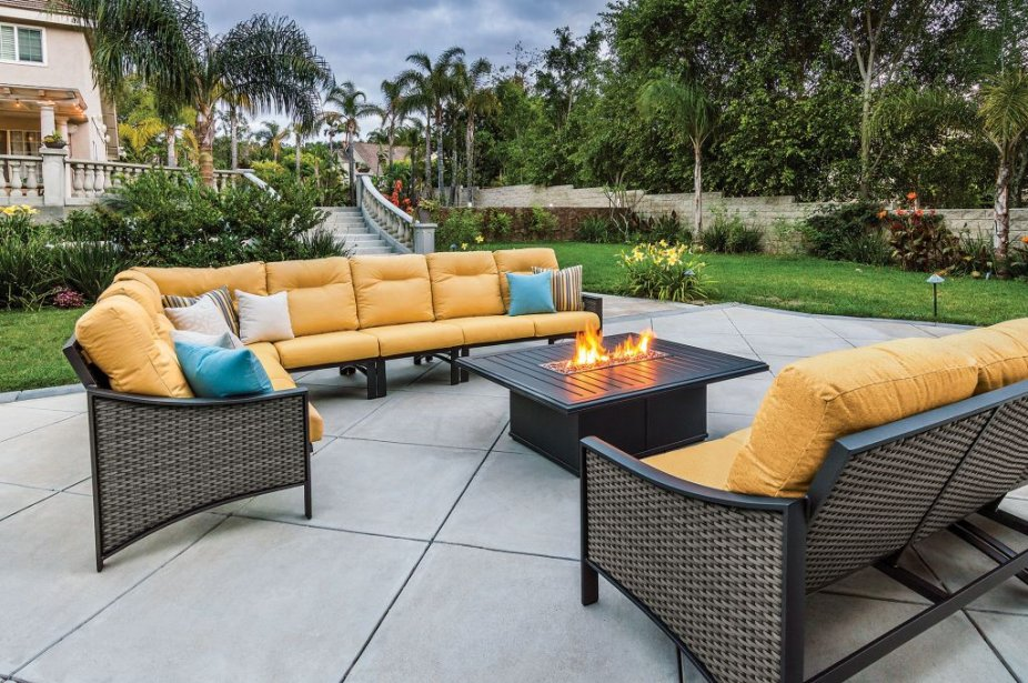 Tropitone Yorba Linda Patio Furniture